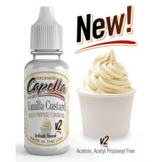 Vanilla Custard V2 (Capella)