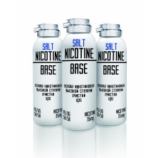 SALT NICOTINE BASE 50/50 (35mg)