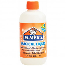"Активатор для слаймов Elmers ""Magic Liquid"", 258мл (4 слайма)"